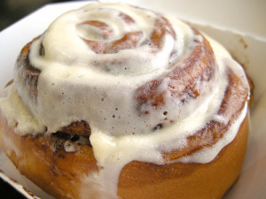 If all you want is the frosting, why eat the rest?